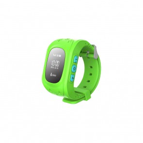 Išmanusis laikrodis vaikams ART Smart Watch with locater GPS - Green
