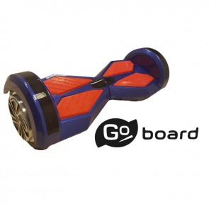 "Riedis GoBoard BT Remote, 8"" wheels - blue"