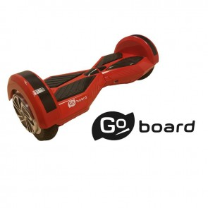 "Riedis GoBoard BT Remote, 8"" wheels - red"
