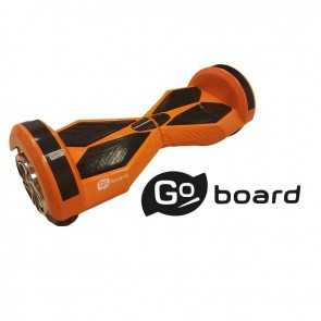 "Riedis GoBoard BT Remote, 8"" wheels - orange"