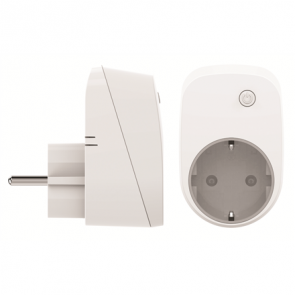 Išmanusis elektros lizdas ZIPATO Smart energy plug-in switch/G Z-Wave Plus, White