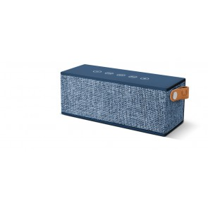 FRESHN REBEL Rockbox Brick Fabric Edition Bluetooth Speaker